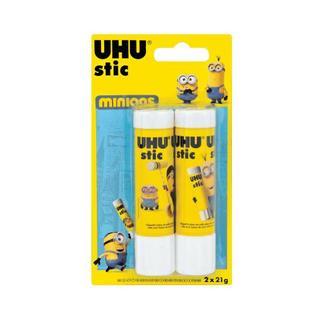 Uhu Glue Stick Minions 21g 2ea