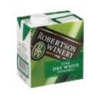 Robertson Dry White 500 ml x 6