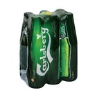 Carlsberg Beer Bottle 330ml x 6