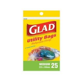 Glad Utility Bags 220 X 300m m 25