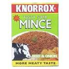 Knorrox Beef & Onion Soya Mince 200g