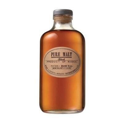 4eaa226ff9108 Nikka Miyagikyo Pure Malt Black Whisky 500 ml