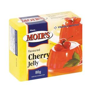 Moir's Cherry Jelly 80g