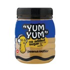 Yum Yum Lite Peanut Butter 400g x 6