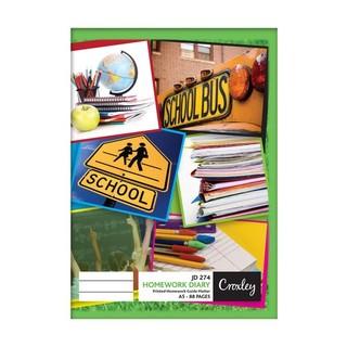 Croxley Protea Homework Book
