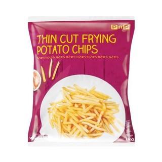Pnp Thin Cut Fry Chips 1kg