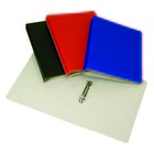 Croxley A4 Board Red Ringbinder