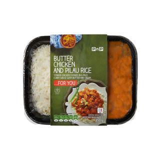 PnP Butter Chicken and Pilau Rice 350g