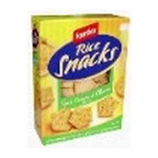 Fantico Sour Cream & Chives Rice Snack 100g