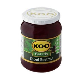 Koo Beetroot Sliced 405g