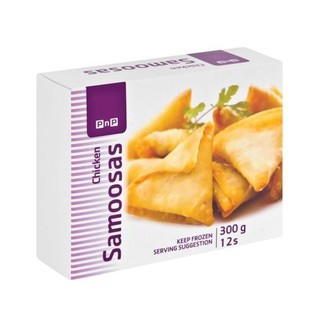 Pnp Chicken Samoosas 12ea