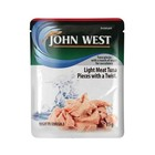 John West Tuna Pouches In Water 85g