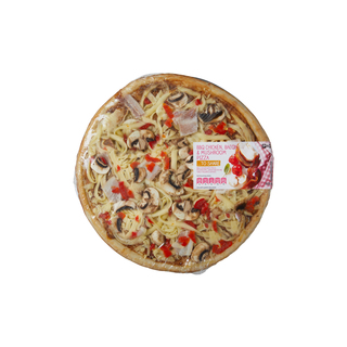 PnP BBQ Chicken, Bacon & Mushroom Pizza 500g