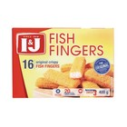 I&J Original Fish Fingers 400g x 12