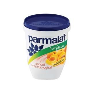 Parmalat Low Fat Apricot Fruit Yoghurt 500g