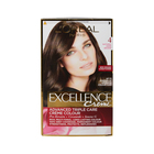 L'oreal Excellence 4 Natural Dark Brown Hair Colour